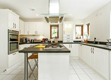Thumbnail 4 bed detached house to rent in Overton, Basingstoke, Hampshire