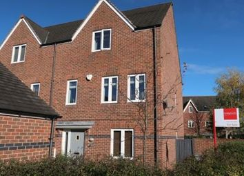 Thumbnail 4 bed town house for sale in Maynard Road, West Timperley, Altrincham, Greater Manchester