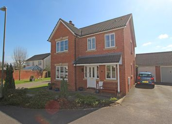 Thumbnail 4 bed detached house for sale in Elderberry Way, Willand Old Village