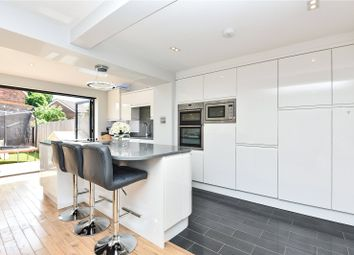 Thumbnail 3 bed terraced house for sale in Leigh Hunt Drive, Southgate, London