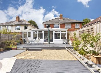 Thumbnail 5 bed semi-detached house for sale in Clingan Road, Southbourne, Bournemouth