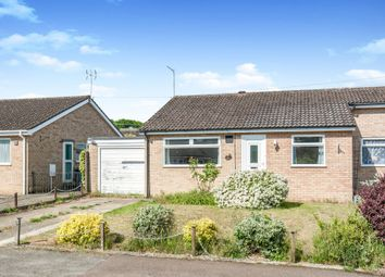 Thumbnail 3 bedroom semi-detached bungalow for sale in Swallow Drive, Brandon