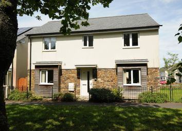 Thumbnail 4 bed detached house for sale in Lulworth Drive, Plymouth, Devon