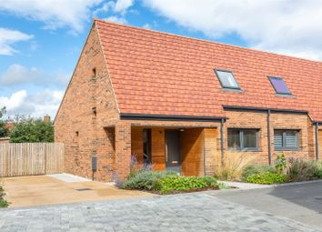 Thumbnail 2 bed semi-detached house for sale in Meadlands Mews, York, North Yorkshire