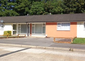Thumbnail 1 bed terraced bungalow to rent in Barnes Close, Sarisbury Green, Southampton