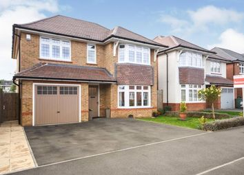 Lee Chapel North, Basildon, Essex SS15. 4 bed detached house for sale