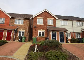 Thumbnail 3 bed end terrace house to rent in Endeavour Way, Hastings