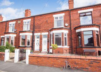 Thumbnail 3 bed terraced house for sale in Harvey Lane, Golborne