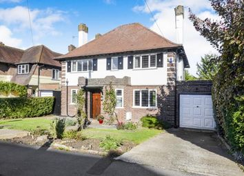 Thumbnail 4 bed detached house for sale in Hinchley Wood, Esher, Uk
