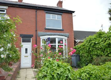 Thumbnail 2 bedroom end terrace house for sale in Houghton Avenue, Blackpool