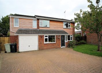 Thumbnail 5 bed detached house for sale in Chiltern Close, Oakham