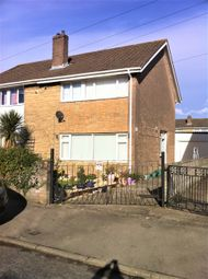 Thumbnail 3 bed semi-detached house to rent in Ash Grove, Caldicot