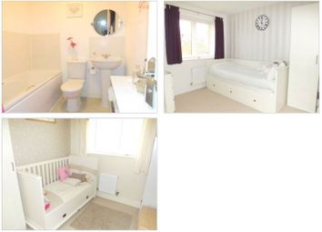 Thumbnail 3 bed detached house to rent in Day Close, Eynesbury, St. Neots