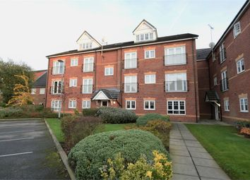 Thumbnail 2 bedroom flat for sale in Chelburn Court, Stockport, Cheshire