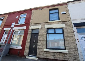 Thumbnail 2 bed terraced house to rent in Fairview Avenue, Wallasey