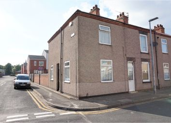Thumbnail 3 bed end terrace house for sale in Roberts Street, Grimsby