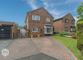 Thumbnail 4 bed detached house for sale in Westminster Avenue, Radcliffe, Manchester, Lancashire