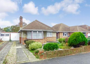 Thumbnail 3 bed detached bungalow for sale in Clive Avenue, Goring-By-Sea, Worthing, West Sussex