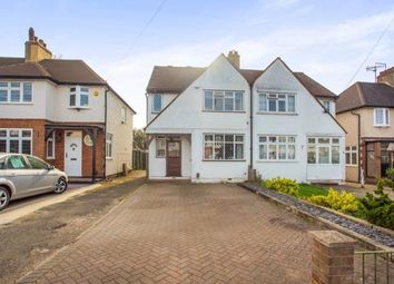 Thumbnail 4 bed semi-detached house for sale in Goodwood Avenue, Watford, Hertfordshire, .