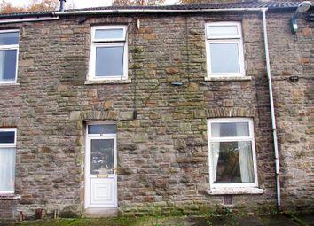 Thumbnail 3 bedroom terraced house for sale in Graig Terrace, Pontypridd