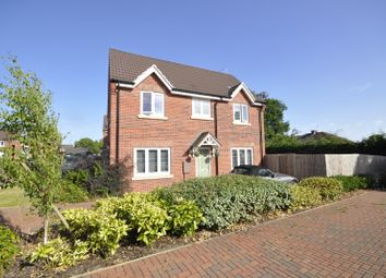 Thumbnail 3 bed detached house to rent in Dove Meadow, Spondon, Derby