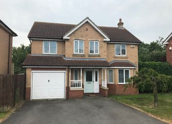 Thumbnail 4 bed detached house to rent in Heddon Grove, Ingleby Barwick