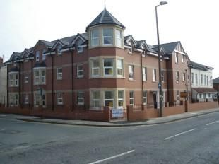 Thumbnail 2 bedroom flat to rent in Grosvenor St, Blackpool