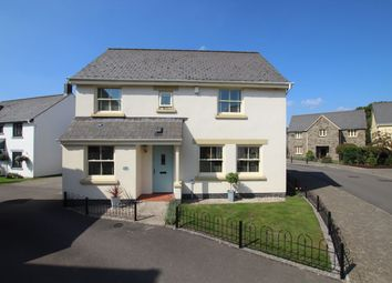Thumbnail 4 bed detached house for sale in Dan Y Gollen, Crickhowell