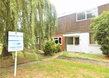 Thumbnail 2 bed terraced house to rent in Houseman Road, Farnborough, Hampshire