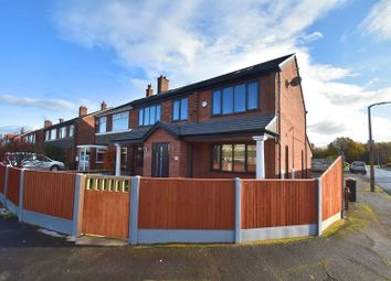 Thumbnail 4 bedroom semi-detached house for sale in Arnesby Avenue, Sale