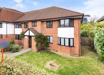 Thumbnail 2 bed flat for sale in Parkview Road, London