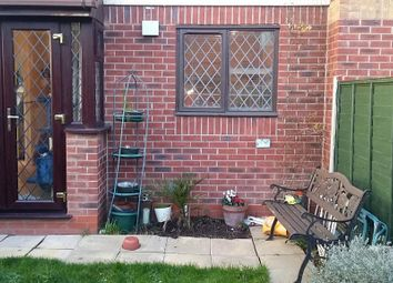 Thumbnail 1 bed semi-detached house to rent in Regent Gardens, Hereford