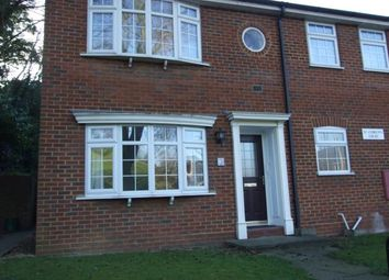 Thumbnail 2 bedroom flat to rent in Hollow Lane, Hitchin