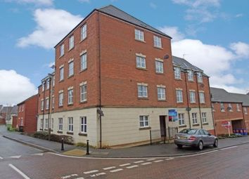 Thumbnail 2 bed flat to rent in Kepwick Road, Hamilton, Leicester