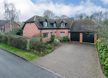 Thumbnail 4 bed detached house for sale in Kimble Close, Knightcote, Southam, Warwickshire