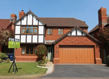 Thumbnail 5 bed detached house for sale in Jubilee Road, Walmer Bridge, Preston