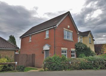 Thumbnail 3 bedroom semi-detached house to rent in Martens Meadow, Braintree