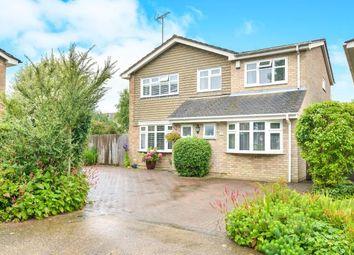 Thumbnail 4 bedroom detached house for sale in Ashridge Close, Bletchley, Milton Keynes