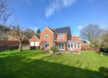 Thumbnail 4 bed detached house for sale in Burnt Oak, Dursley