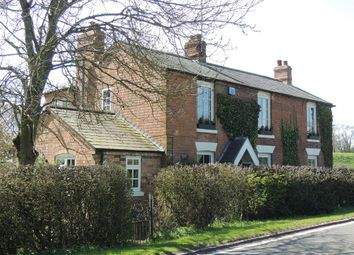 Thumbnail 4 bedroom detached house for sale in Old Warwick Road, Rowington, Warwick