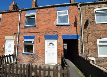 Thumbnail 2 bed terraced house for sale in Beverley Road, Norton, Malton