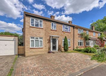 Thumbnail 4 bed semi-detached house to rent in Nathaniel Walk, Tring