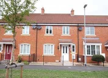 Thumbnail 3 bedroom terraced house to rent in Moravia Close, Bridgwater