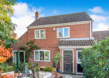 Thumbnail 3 bedroom link-detached house for sale in Telegraph Lane West, Norwich