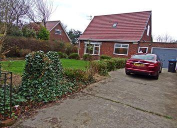 Thumbnail 3 bedroom bungalow to rent in High Hesleden, Hartlepool