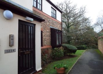 Thumbnail 2 bed flat to rent in Bridge Meadows, Liss
