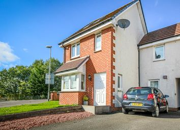 Thumbnail 3 bed end terrace house to rent in The Wyndings, Caldercruix