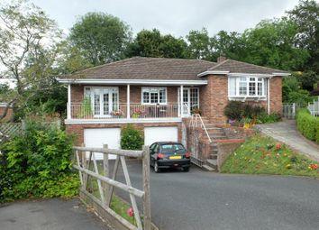 Thumbnail 4 bed bungalow for sale in 4 Knapp Ridge, Ledbury, Herefordshire