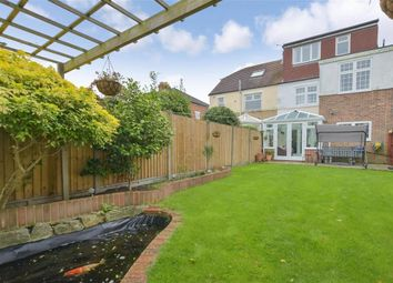 Thumbnail 4 bed semi-detached house for sale in Mayfield Road, North End, Portsmouth, Hampshire