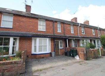 Thumbnail 3 bed terraced house to rent in Parkfield Road, Topsham, Exeter